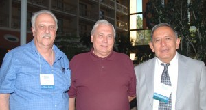 James Klotz   Walt Figel    Robert Salas Denver MUFON Conference 2007